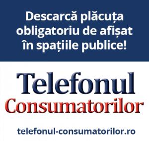 Telefonul consumatorului
